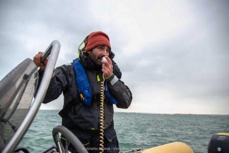 Regroupement de MINI 6.50 en Baie de Morlaix pour la nouvelle année