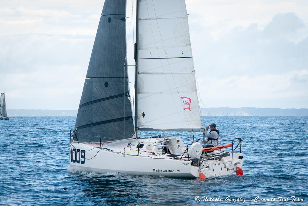 Mini6.50 : Titouan Quiviger termine 8ème du Trophée Marie-Agnès Perron